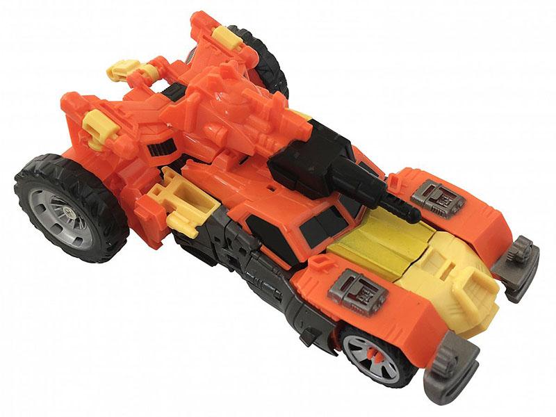 Робот База игрушек защитник 4660007763931