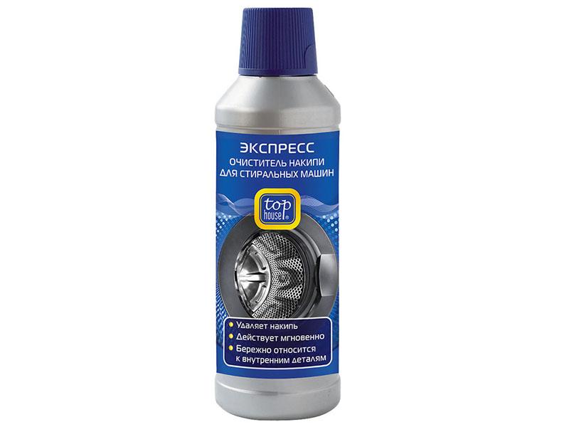Экспресс-очиститель накипи для стиральных машин Top House 4660003391220