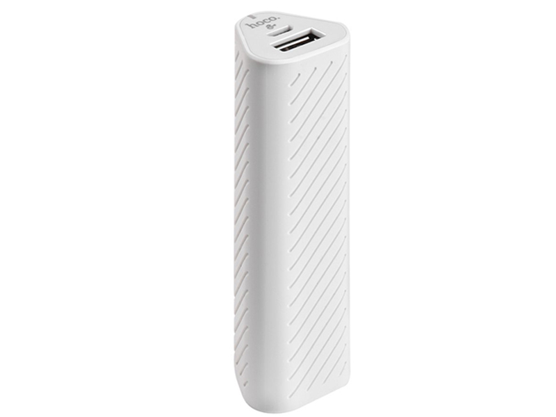 Внешний аккумулятор Hoco Power Bank J23 New Style 2500mAh White