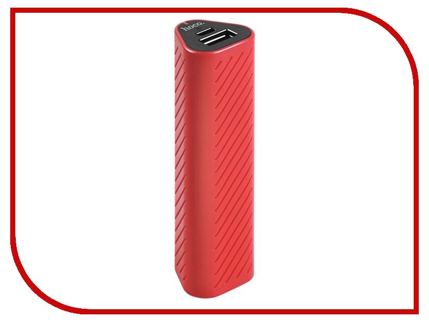 Аккумулятор HOCO J23 New Style 2500mAh Red все цены