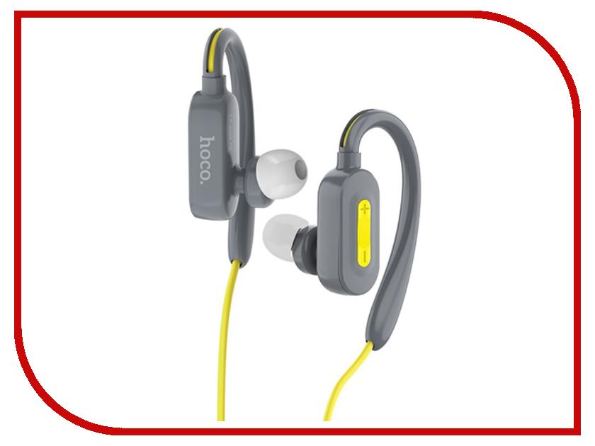 HOCO Bluetooth ES16 Grey гарнитуры hoco bluetooth гарнитура hoco e10 magenta