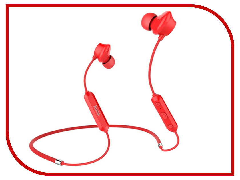 HOCO Bluetooth ES17 Red