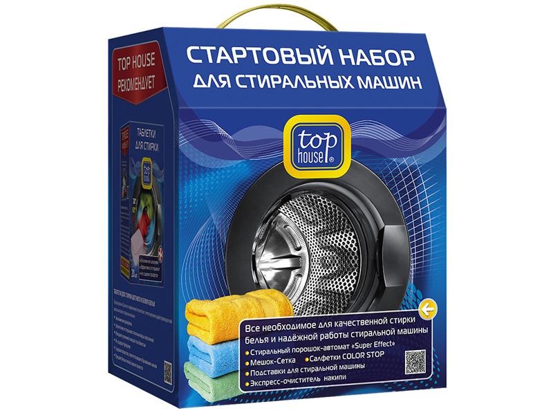 Набор для стиральных машин Top House 4660003390346