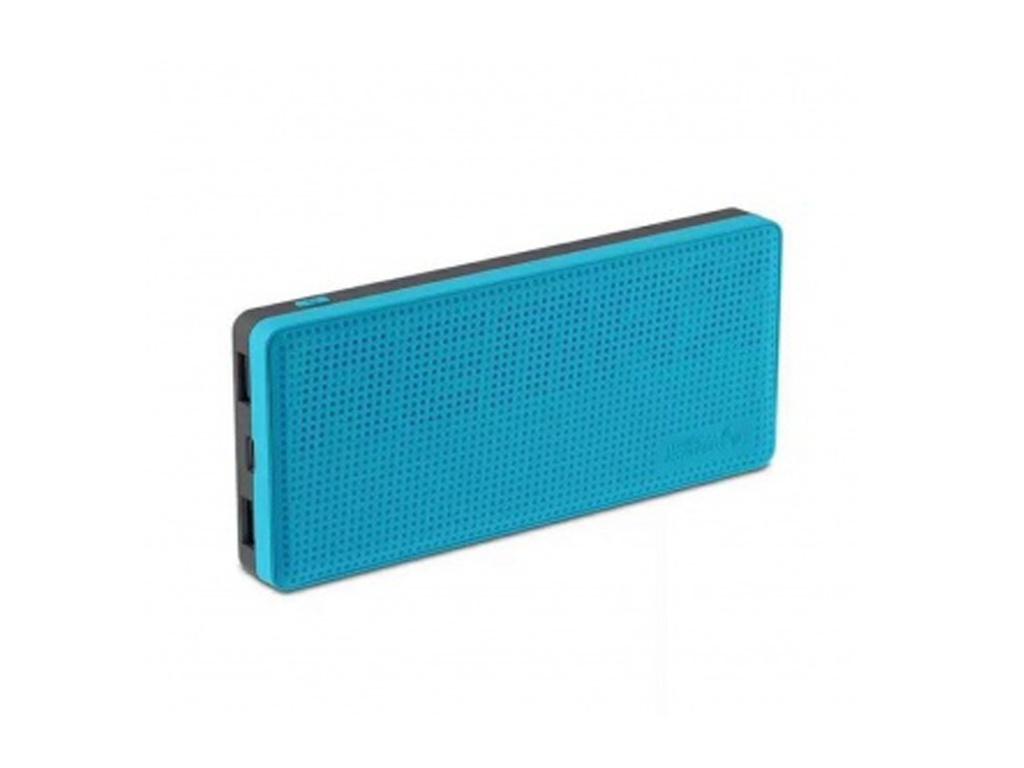 Аккумулятор Remax Miles Wireless Charger 10000 mAh RPP-103 Blue аккумулятор внешний remax flinc rpp 72