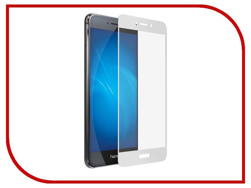 Купить Аксессуар Противоударное стекло для Honor 8 Lite Innovation 2D Full Glue Cover White 12673