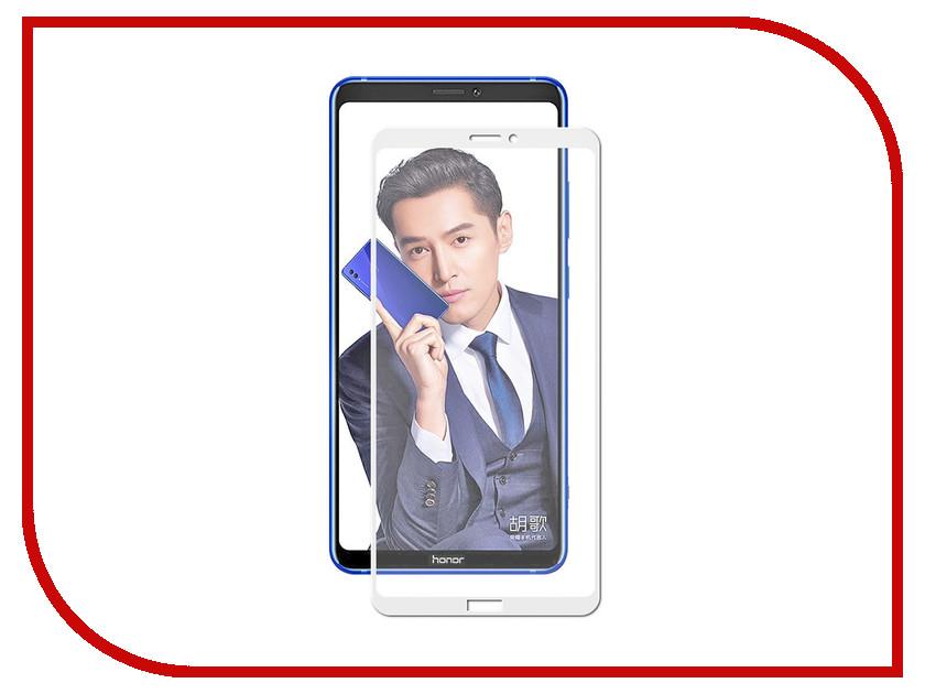 Аксессуар Противоударное стекло для Honor 10 Innovation 2D Full Glue Cover White 12664