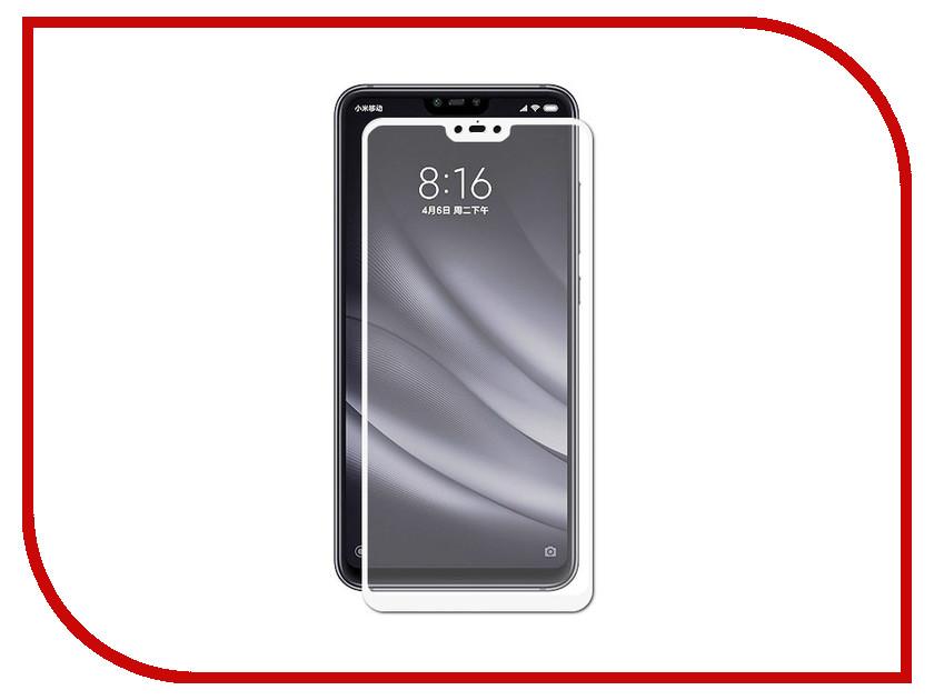 Аксессуар Противоударное стекло для Xiaomi Mi 7 Innovation 2D Full Glue Cover White 12756 аксессуар противоударное стекло для xiaomi redmi 4a innovation 2d full glue cover white 12724