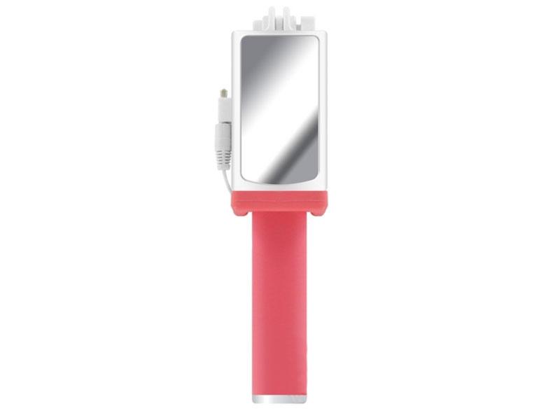Монопод Krutoff Mirror CL-02 Pink 22057