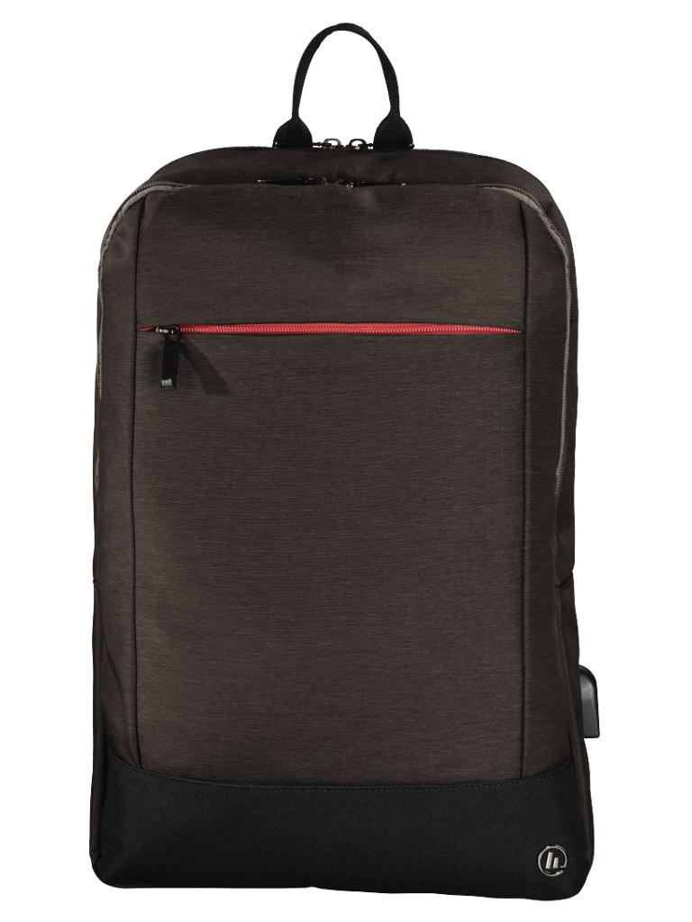 Рюкзак HAMA Manchester Notebook Backpack 17.3 Brown