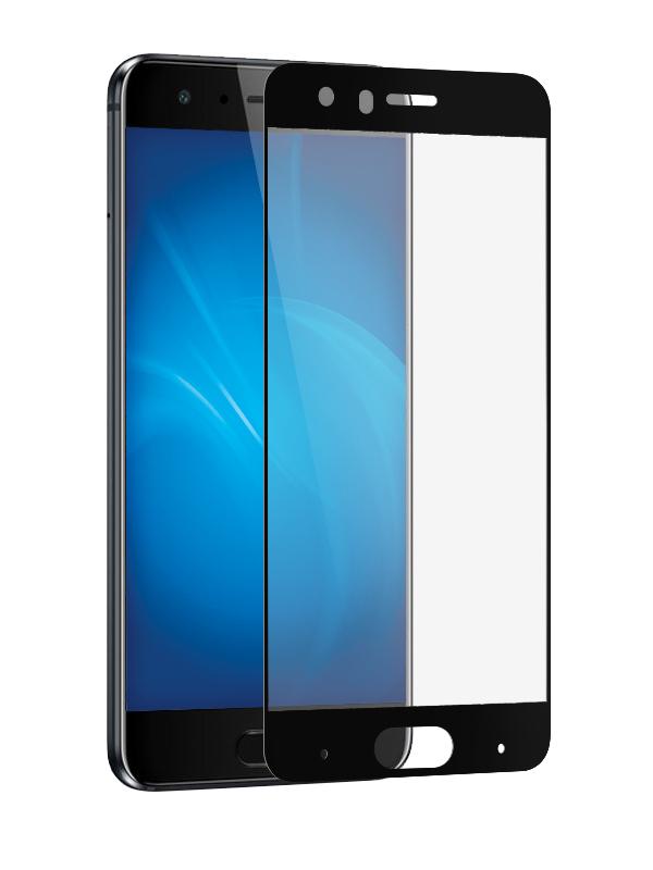 Аксессуар Противоударное стекло Innovation для Honor 9 2D Full Glue Cover Black 12675