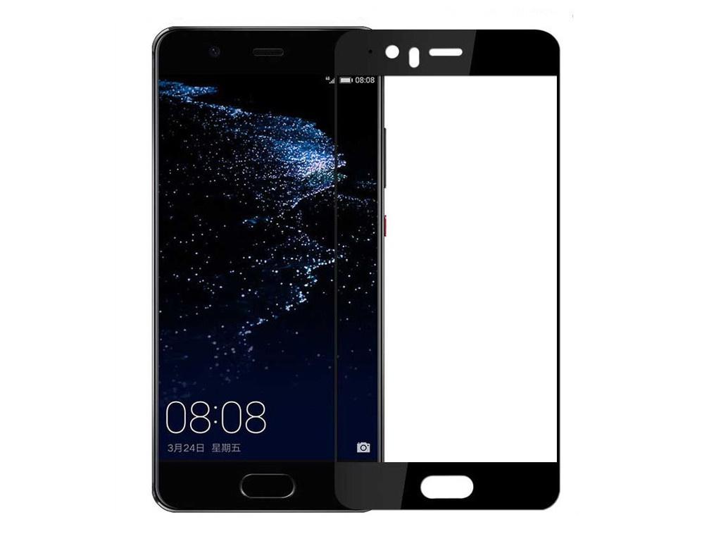 Аксессуар Противоударное стекло Innovation для Huawei P10 Lite 2D Full Glue Cover Black 12660