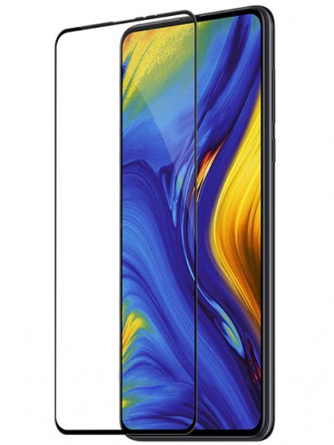 Аксессуар Противоударное стекло Innovation для Xiaomi Mi Mix 3 Pro 2D Full Glue Cover Black 12782 аксессуар противоударное стекло для xiaomi mi mix 2s innovation 2d full glue cover black 12776