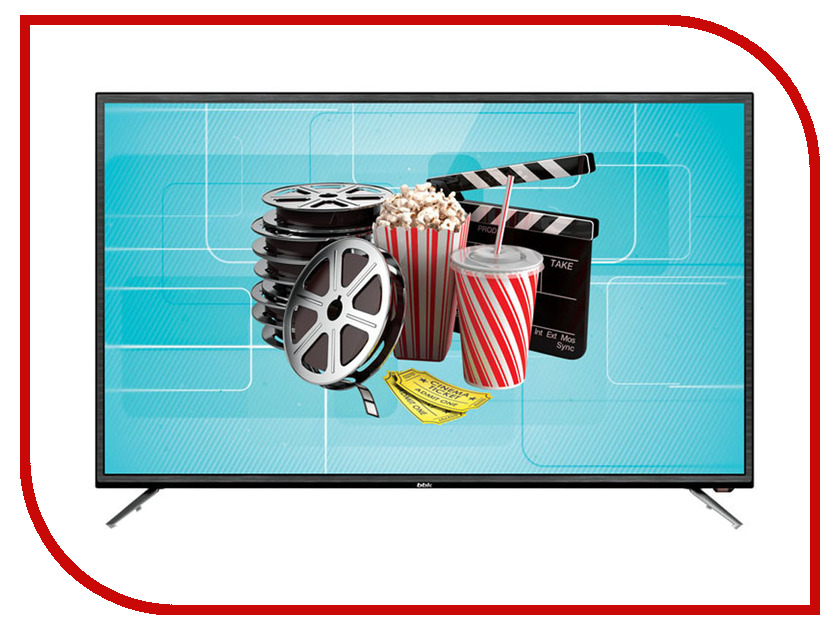 Телевизор BBK 43LEX-7027/FT2C все цены