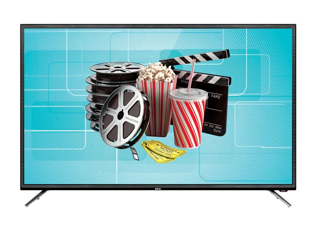 Телевизор BBK 43LEX-7027/FT2C bbk 50lex 7027 ft2c