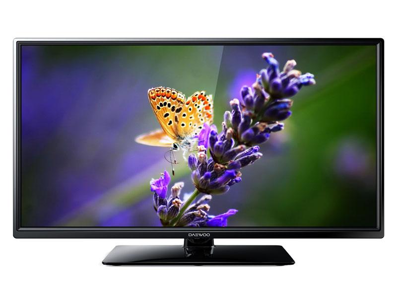 Телевизор Daewoo Electronics L24S690VKE led телевизор daewoo electronics l24a615vae