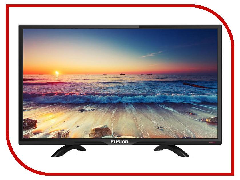 Телевизор Fusion FLTV-24H110T телевизор жк fusion fltv 32k120t 32