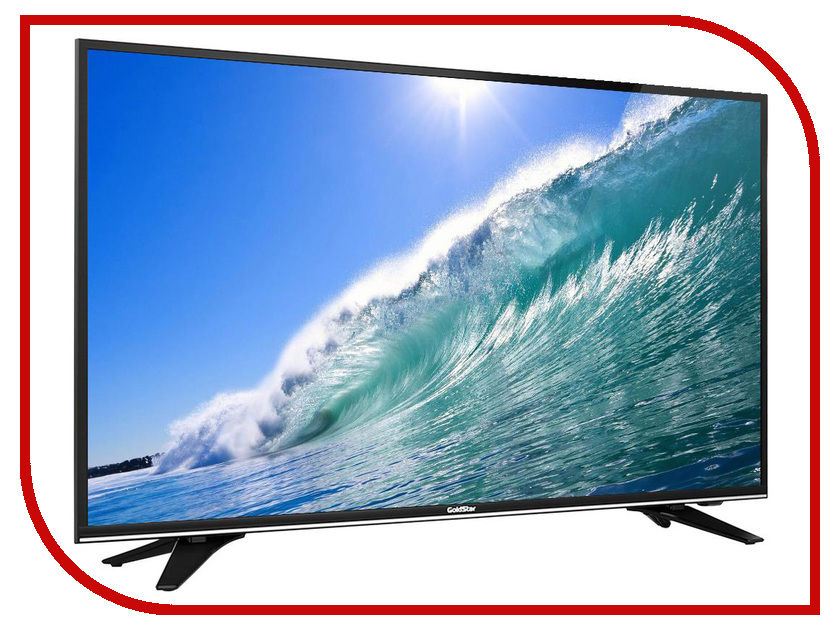 Телевизор GoldStar LT-43T600F телевизор goldstar lt 24t500r