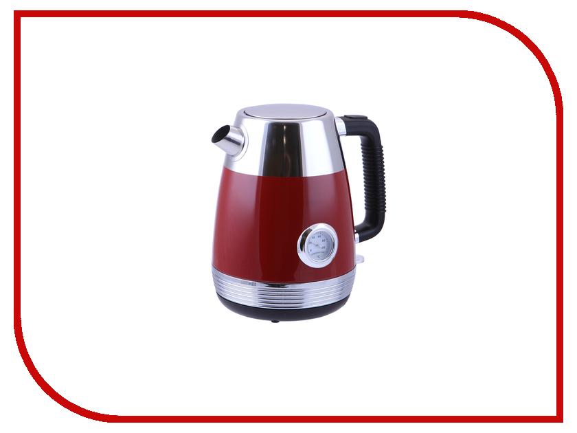 Чайник Kitfort KT-633-2 Red чайник kitfort kt 637