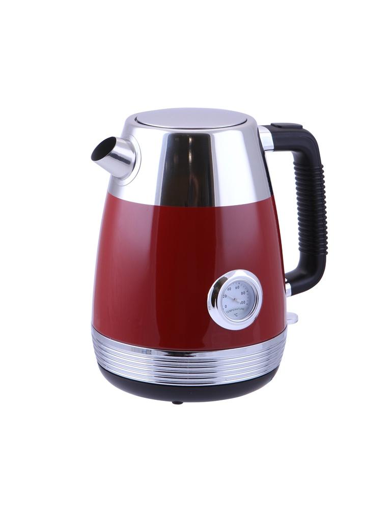 Чайник Kitfort KT-633-2 Red