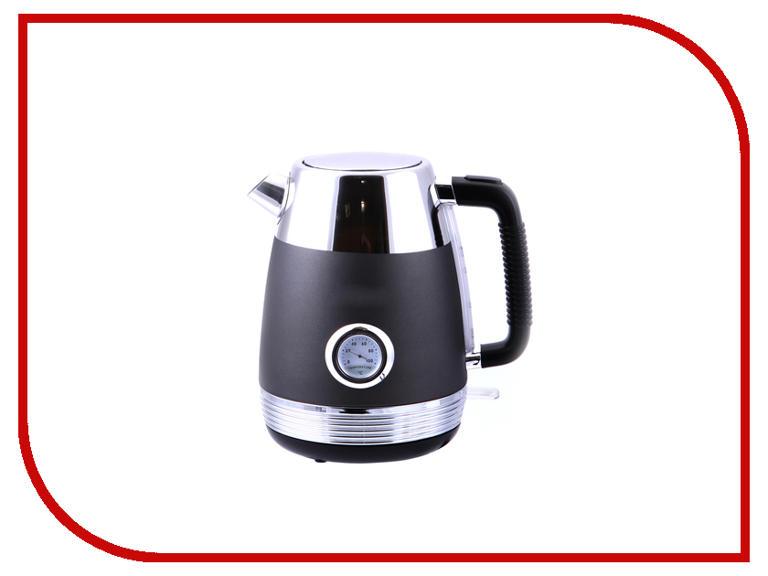 Чайник Kitfort KT-633-1 Graphite