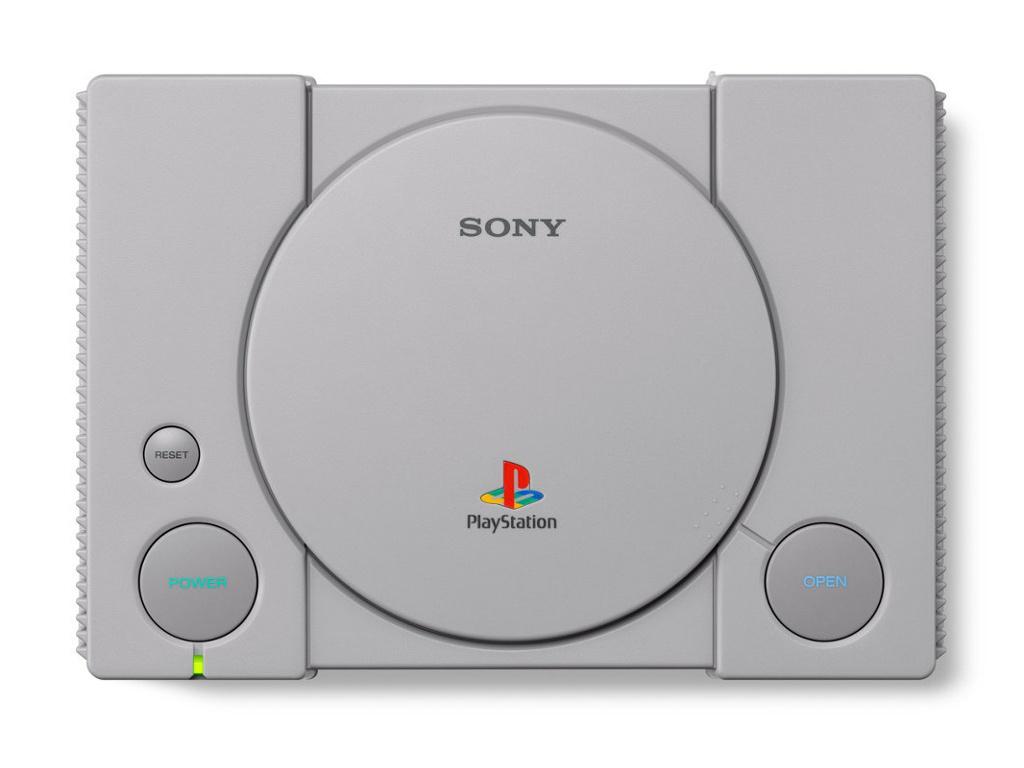 Игровая приставка Sony PlayStation Classic