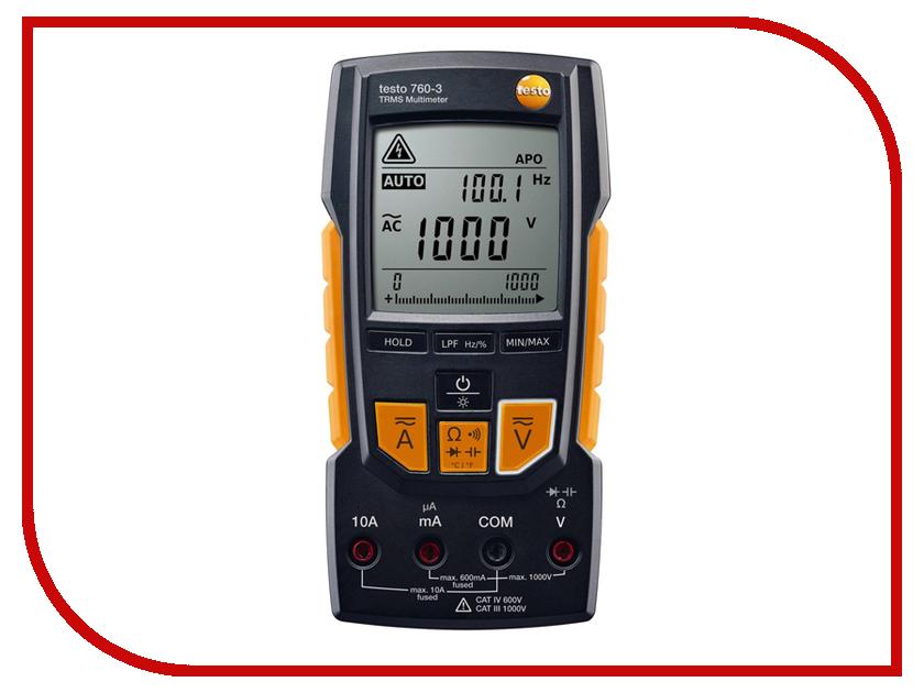 Мультиметр Testo 760-3 testo 549i