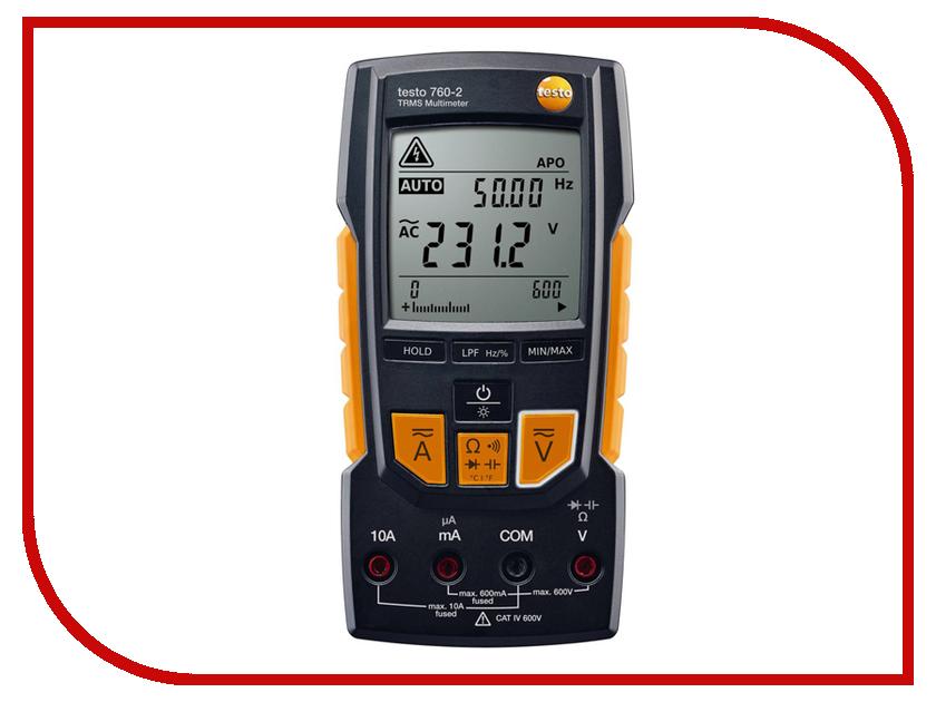 Мультиметр Testo 760-2 детектор утечки газа testo 316 2