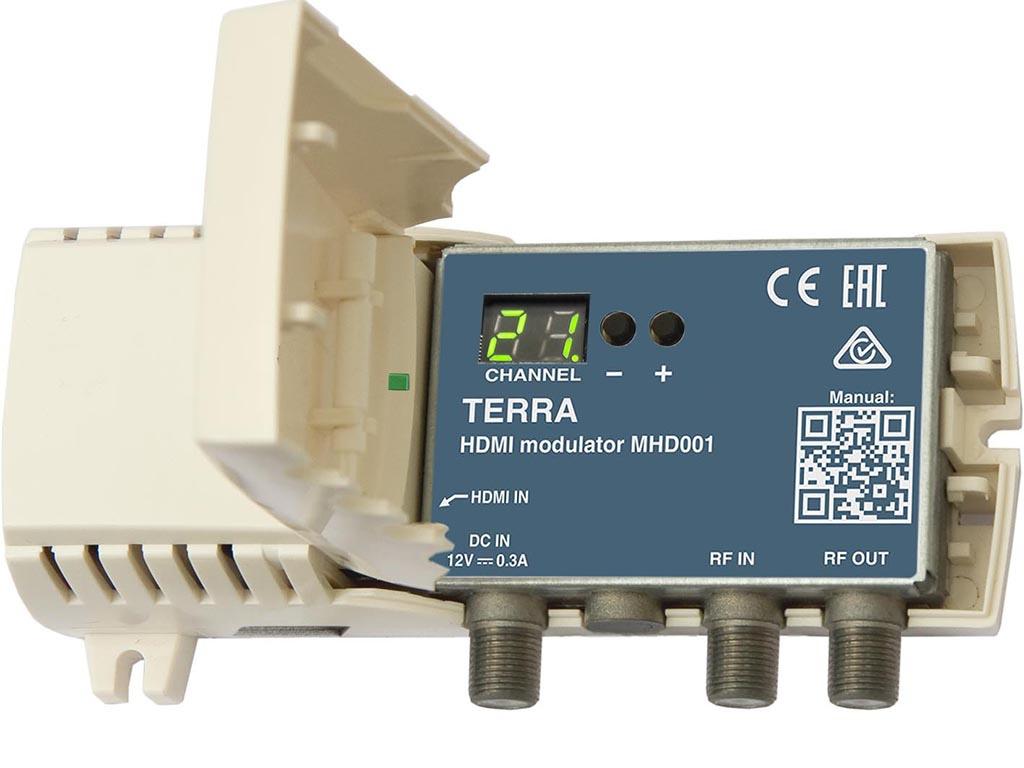 ТВ-модулятор Terra MHD001P