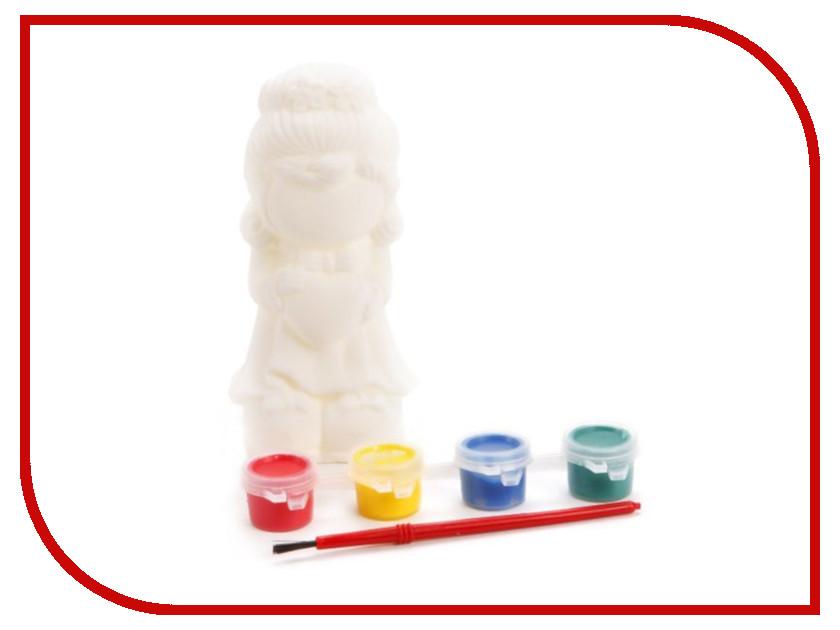 Color Puppy Роспись копилки Дюймовочка 95409 color puppy набор для творчества роспись копилки хрюша