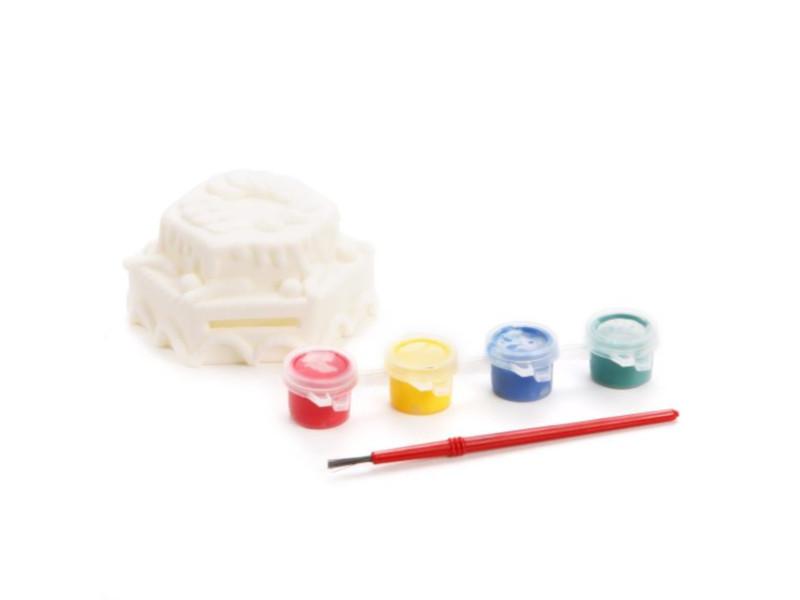 Набор для раскрашивания Color Puppy Роспись копилки Пирожное 95412