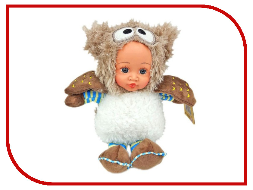 Игрушка Fluffy Family Мой совенок 681233