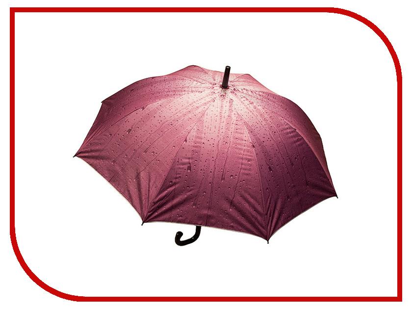 Зонт Эврика Дождь Red 99009