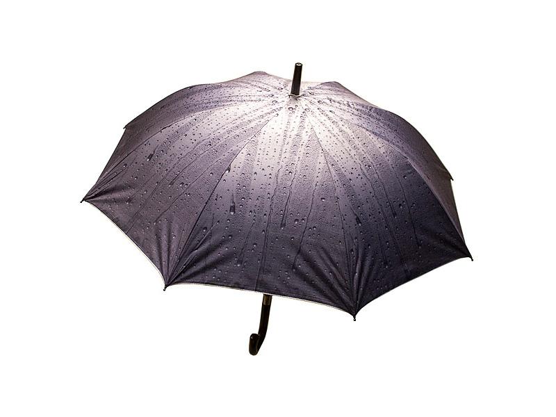 Зонт Эврика Дождь Black 99012