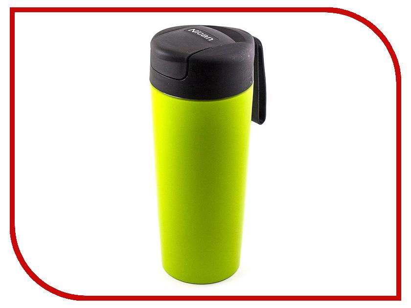 Термокружка Эврика FixMug 350ml Green 99005 цены