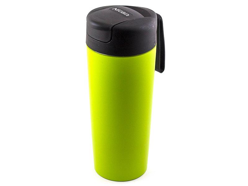 Термокружка Эврика FixMug 350ml Green 99005