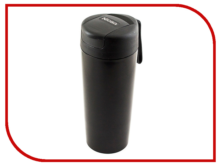 Термокружка Эврика FixMug 350ml Black 99008 цены