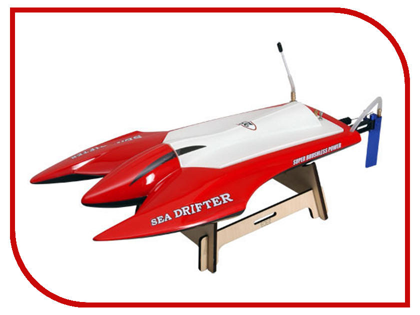 Игрушка Joysway Offshore Sea Drifter Red JS9303 the drifter