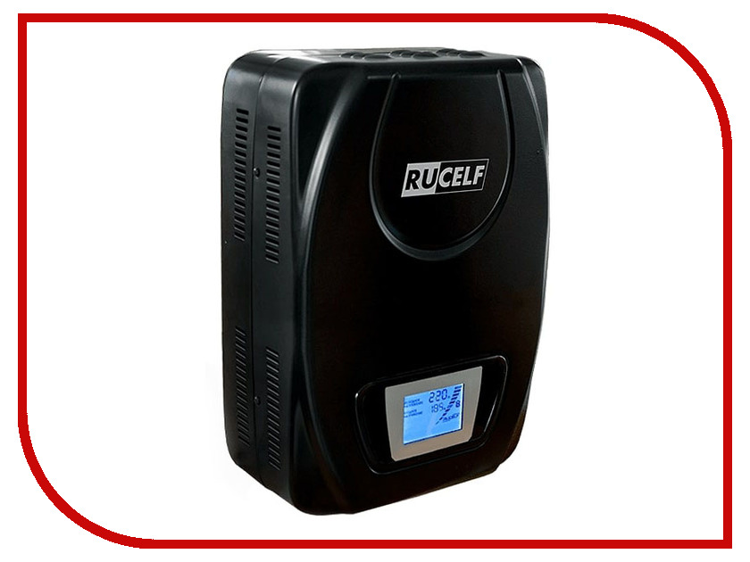 Стабилизатор RUCELF SDWII-6000-L стабилизатор rucelf srwii 9000 l
