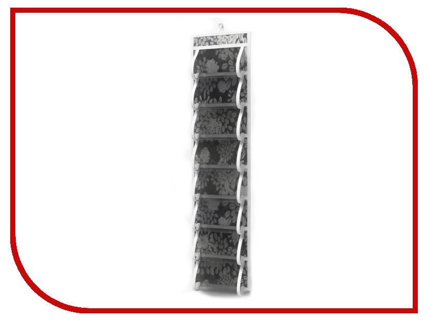 Аксессуар Кофр для колготок и мелочей Cofret Метелица 20x80cm Двусторонний 16 карманов 810 кофр для мелочей cofret серебро 16 ячеек 35 x 35 x 10 см