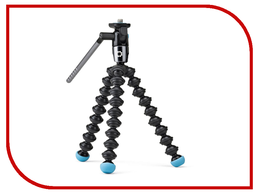 Штатив Joby GorillaPod Video Black-Blue JB00171-BWW штатив joby gorillapod slr zoom gp3 jb00134 bww