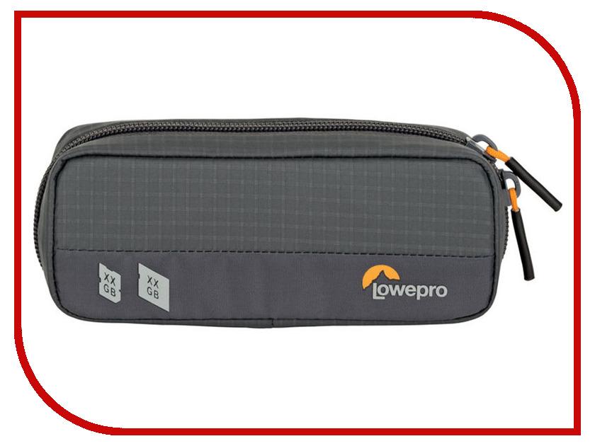 Футляр LowePro GearUp Memory Wallet 20D Dark Grey LP37186-PWW wallet modalu wallet