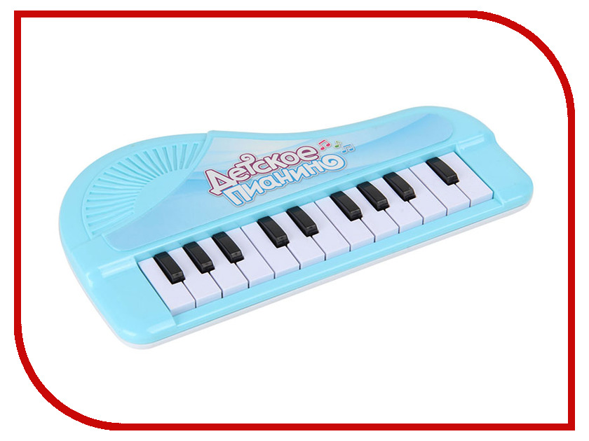 Детский музыкальный инструмент Veld-Co Пианино 72281 игровые наборы veld co набор посуды на подносе