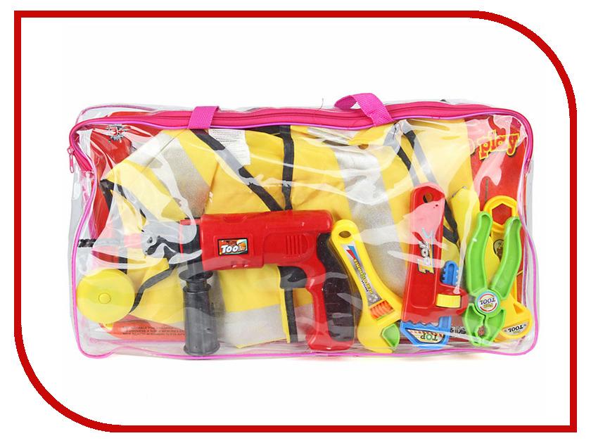Набор инструментов с жилетом и кепкой Veld-Co 73354 набор инструментов с очками и огнетушителем veld co 73361