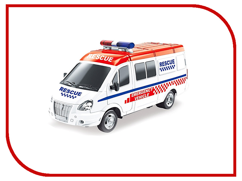Игрушка Veld-Co Машина Скорая помощь 71026