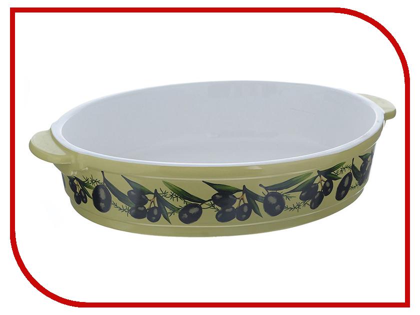Форма для запекания Едим Дома 31x25x6cm Тоскана TV075 едим дома едим дома фартук прихватка едим дома цвет голубой