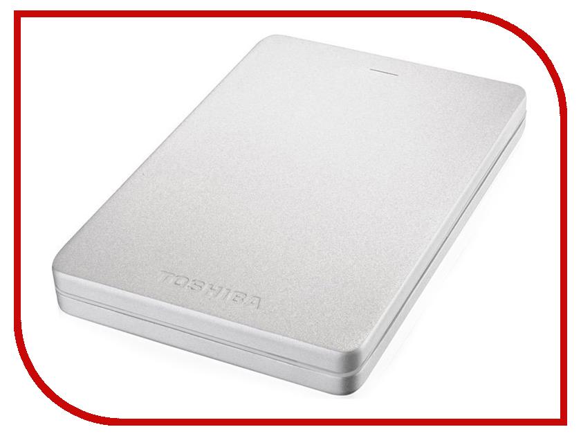 Жесткий диск Toshiba Canvio Alu 2Tb Silver HDTH320ES3AB ultimate ps 1244n silver alu