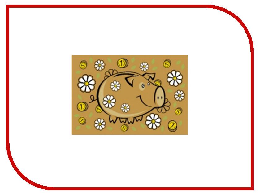 Коврик Sunstep Fresh Свинка 40x60cm 35-113 sunstep 100 50