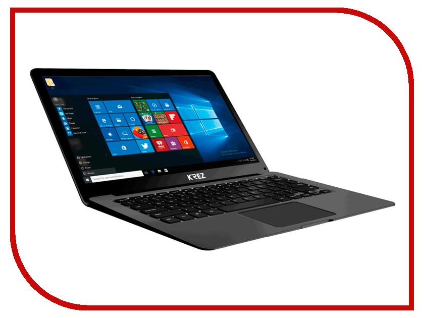 Ноутбук KREZ N1303 Black (Intel Celeron N3350 1.1 GHz/3072Mb/32Gb/No ODD/Intel HD Graphics/Wi-Fi/Bluetooth/Cam/13.3/1920x1080/Windows 10) ноутбук krez n1304 black intel celeron n3350 1 1 ghz 3072mb 32gb no odd intel hd graphics wi fi bluetooth cam 13 3 1920x1080 windows 10 pro