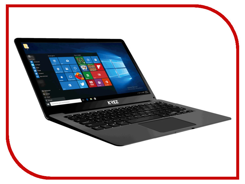 Ноутбук KREZ N1304 Black (Intel Celeron N3350 1.1 GHz/3072Mb/32Gb/No ODD/Intel HD Graphics/Wi-Fi/Bluetooth/Cam/13.3/1920x1080/Windows 10 Pro) ноутбук krez n1304 black intel celeron n3350 1 1 ghz 3072mb 32gb no odd intel hd graphics wi fi bluetooth cam 13 3 1920x1080 windows 10 pro