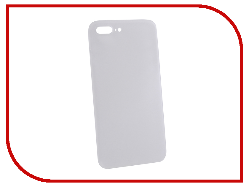 Аксессуар Чехол BROSCO Superslim для APPLE iPhone 7 Plus White IP7P-PP-SUPERSLIM-WHITE аксессуар чехол brosco superslim для apple iphone 7 white ip7 pp superslim white